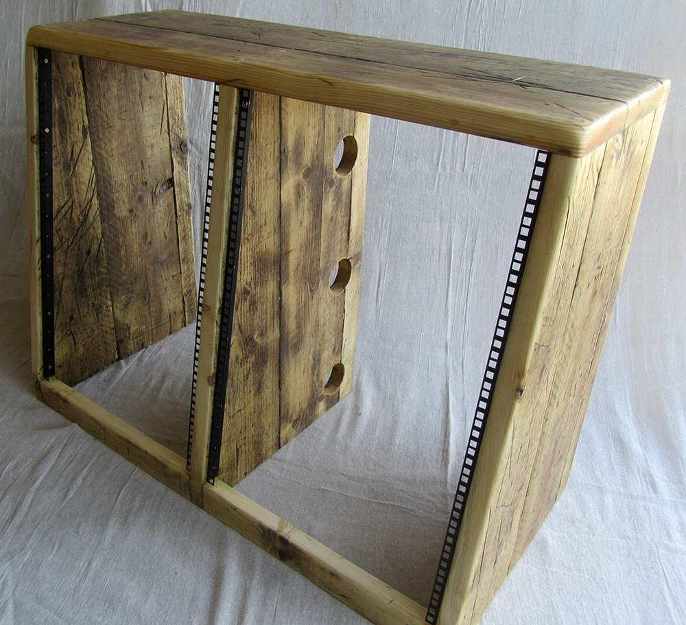 "Double width 19"" rack units"