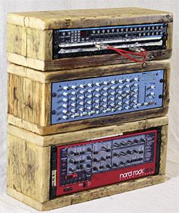 "19"" rack pods"