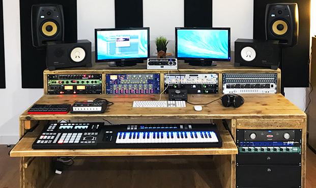 Chunky studio furniture